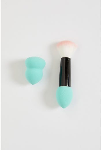 2 Pack Make Up Sponge Set