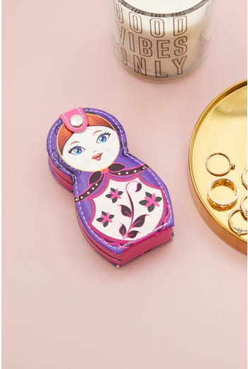 Doll Character Nail Manicure Set