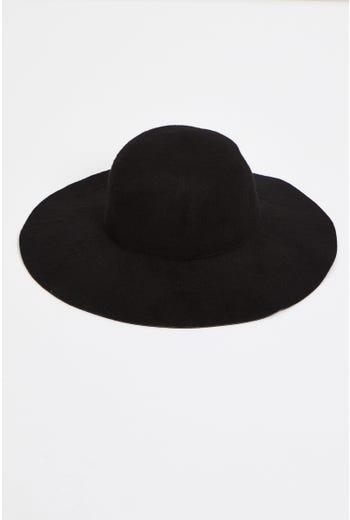 Plus Felt Floppy hat