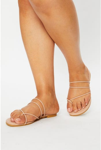 Multi Strap Flat Sliders