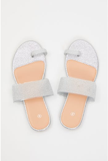 Metallic Flat Slides