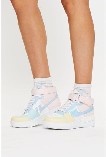 Pastel Chunky Sneakers