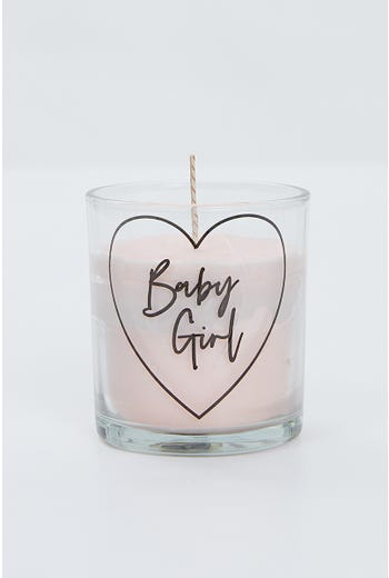 NYLA-ROSE BABY GIRL CANDLE