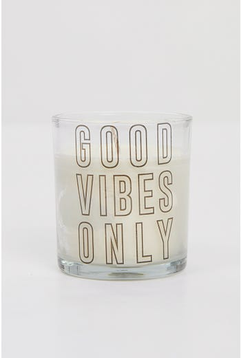 NYLA-ROSE GOOD VIBES CANDLE