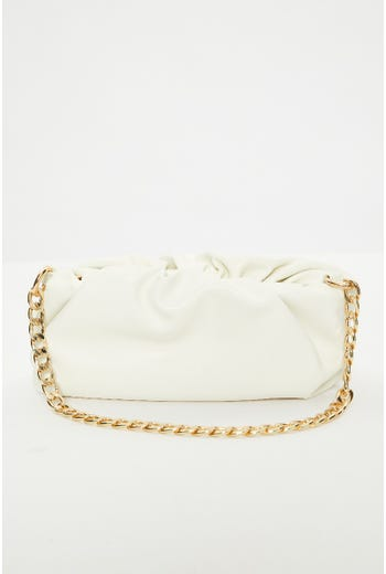 Nyla Rose Pouch With Chain Bag