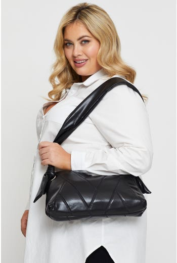 Under Arm Quilted bag