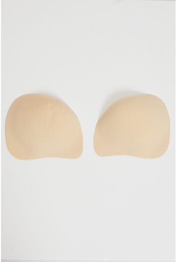 Plus Plunge Stick On Strapless Bra