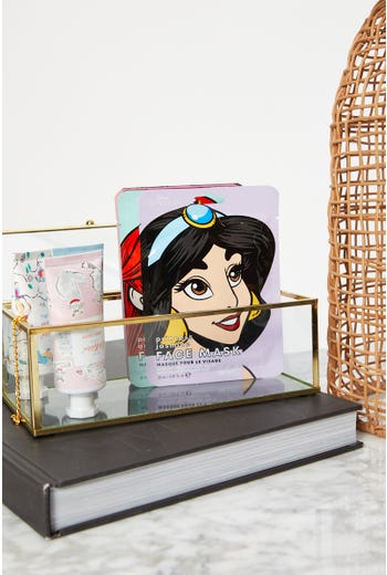 Plus Disney Princess Jasmine Face Mask Sheet