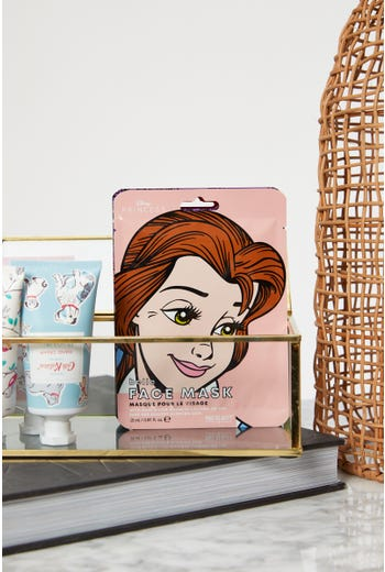 Plus Disney Princess Belle Face Mask