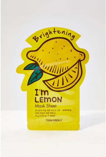 Plus Tonymoly Lemon Brightening Face Mask Sheet