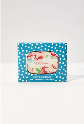 Cath Kidston Cottage Patchwork Compact Mirror Lip