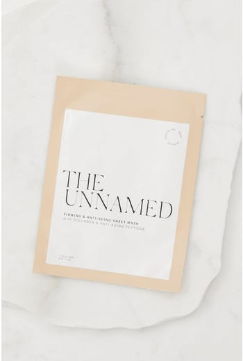 The Unamed Firming And Anti Aging Sheet Mask
