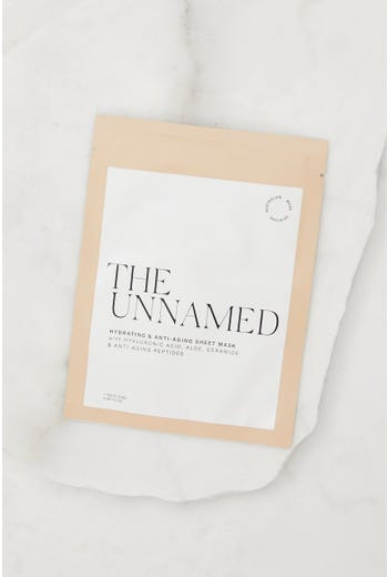 The Unamed Hydrating And Anti Aging Sheet Mask