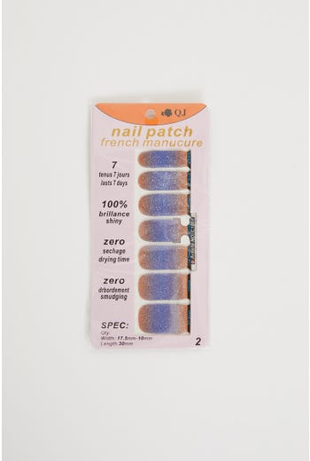 Gradation Nail Sticker