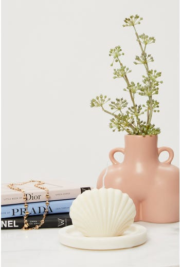 Shell Shaped Candle