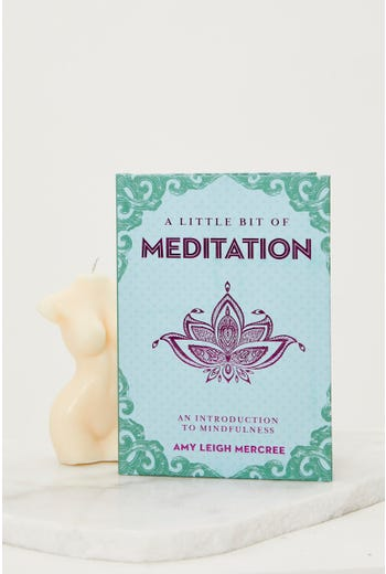 A Little Book of Meditation By Amy Leigh Mecree