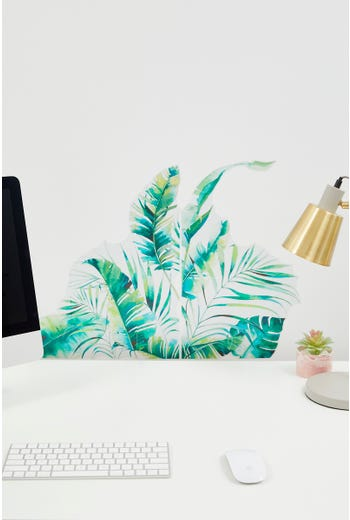 Palm Print Wall Sticker