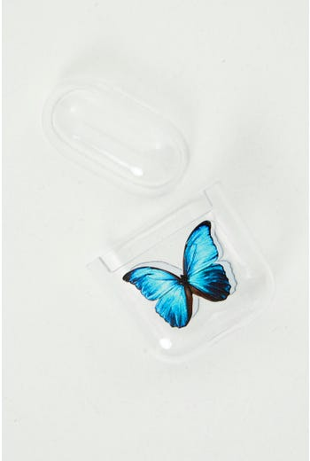 Butterfly Graphic Airpod Case