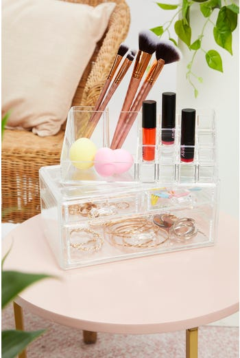Cosmetic Make-Up Storage Organiser