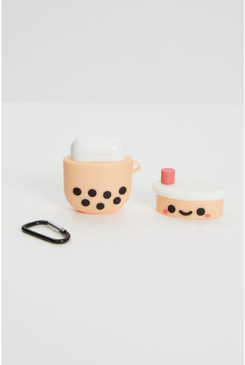 Milk Tea Air-Pod Case