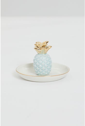 Plus Pineapple Trinket