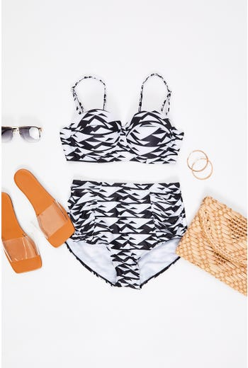 Plus Two Piece Bikini