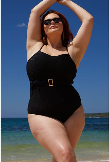 Plus One Piece Swimwear