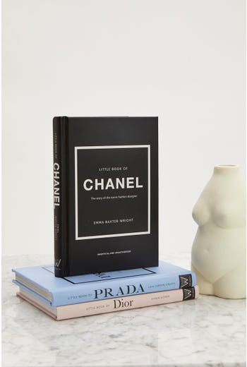 Little Book Of Chanel By Emma Baxter Wright